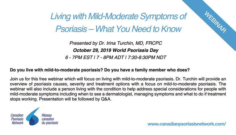 Treatment Options | Canadian Psoriasis Network