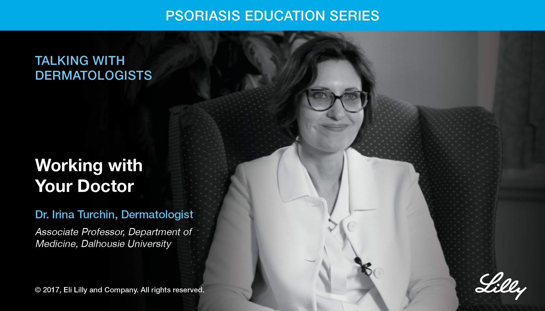 Watch Talking to Your Doctor About Psoriasis video
