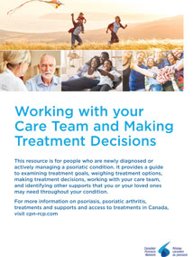 Treatment Decisions Brochure